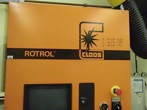 CLOOS Romat 76 AW - 2