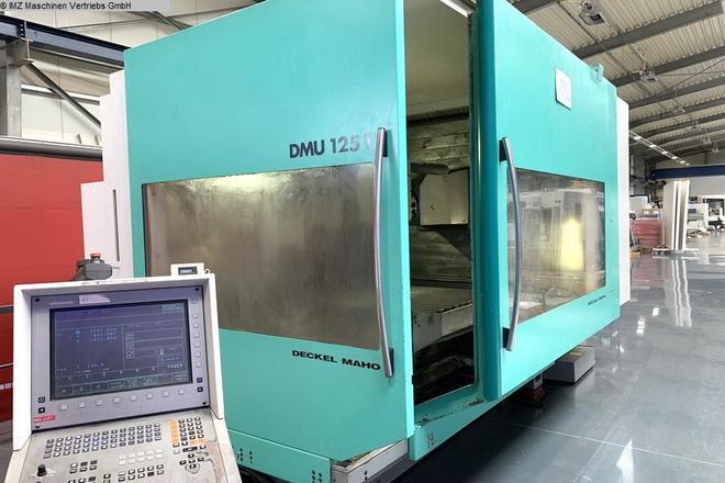 DECKEL MAHO DMU 125 T - 1
