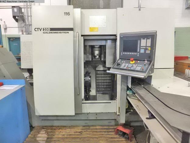GILDEMEISTER CTV 250 V3 - 1