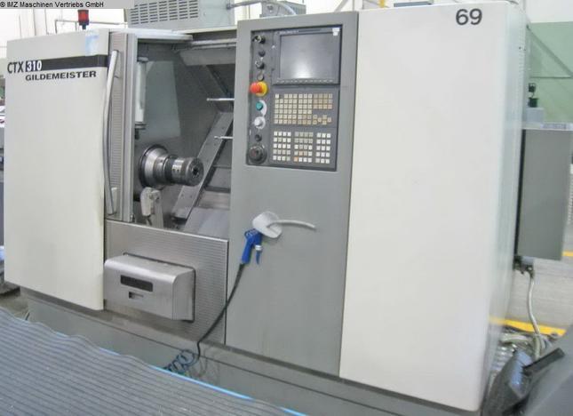 GILDEMEISTER CTX 310 V1 - 1