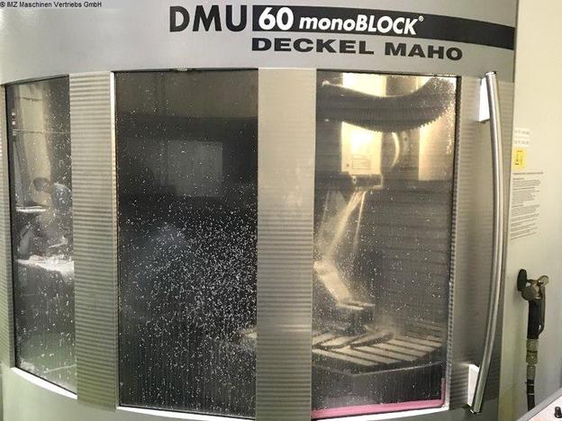 DECKEL MAHO DMU 60 monoBLOCK - 1