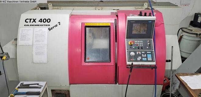 GILDEMEISTER CTX 400 S2 V3 - 1