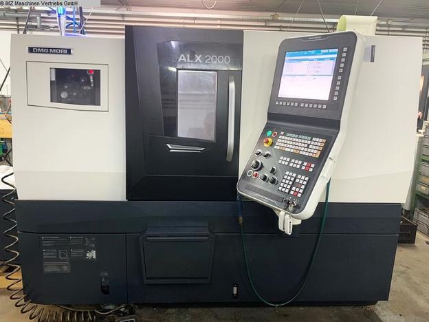 DMG MORI ALX 2000 MC / 500 - 1