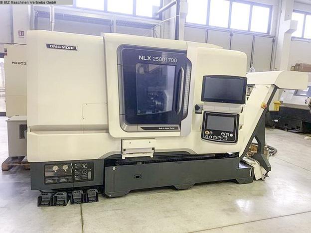 DMG MORI NLX 2500 SY / 700 - 1