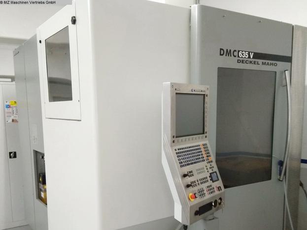 DECKEL MAHO DMC 635 V - 1