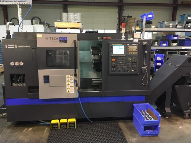 HWACHEON Hi-Tech 200 B MC - 1