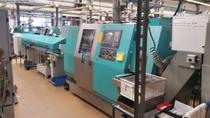 CNC Dreh- und Fräszentrum