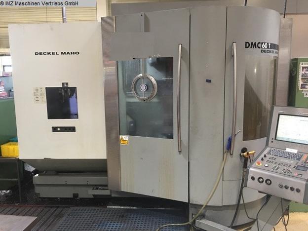 DECKEL MAHO DMC 60 T - 1