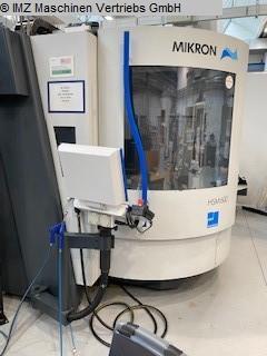 MIKRON HSM 600 - 1