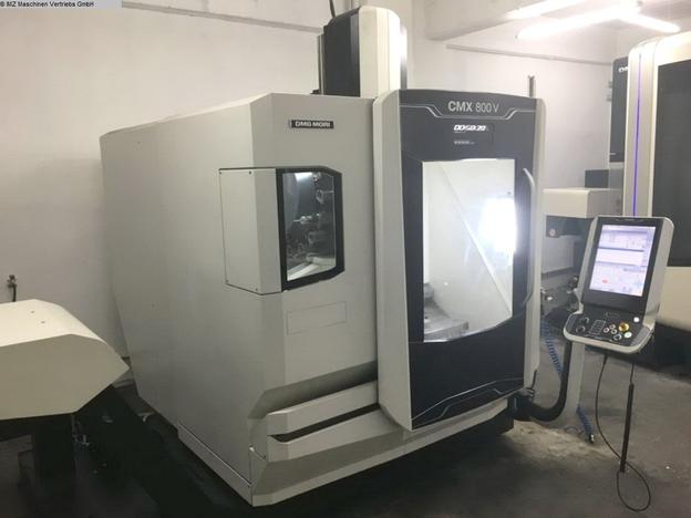 DMG MORI CMX 800 V - 2