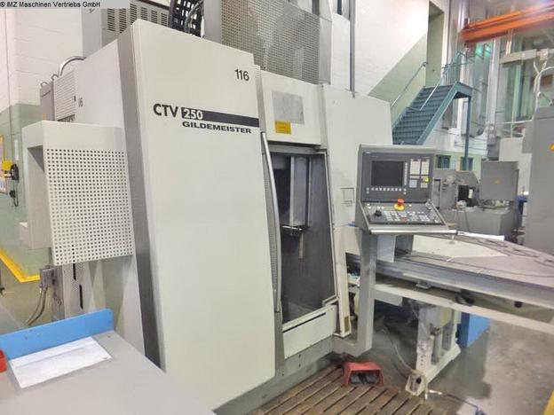 GILDEMEISTER CTV 250 V3 - 2