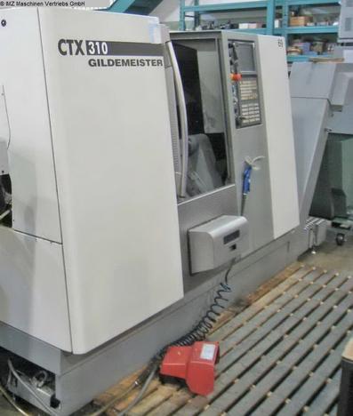 GILDEMEISTER CTX 310 V1 - 2