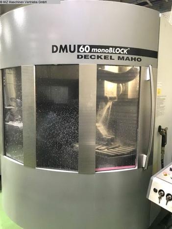 DECKEL MAHO DMU 60 monoBLOCK - 2