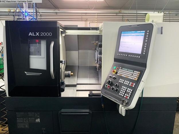 DMG MORI ALX 2000 MC / 500 - 2