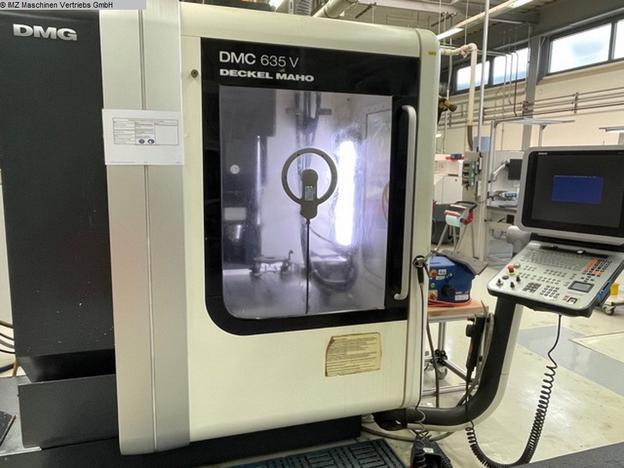 DECKEL MAHO DMC 635 V - 2