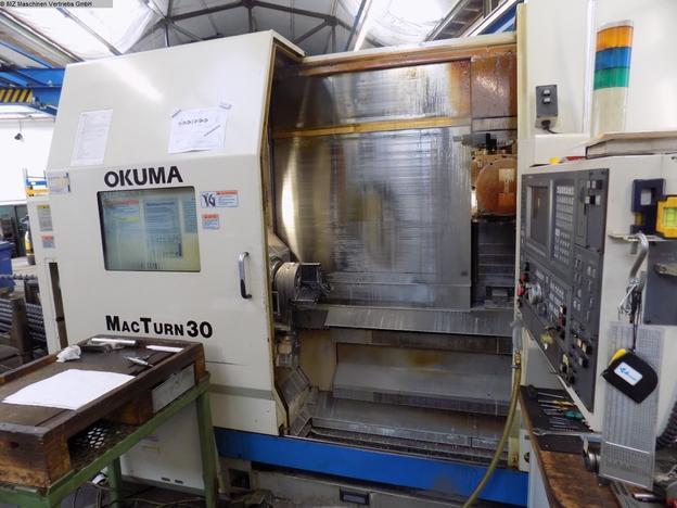 OKUMA Mac Turn 30 - 2