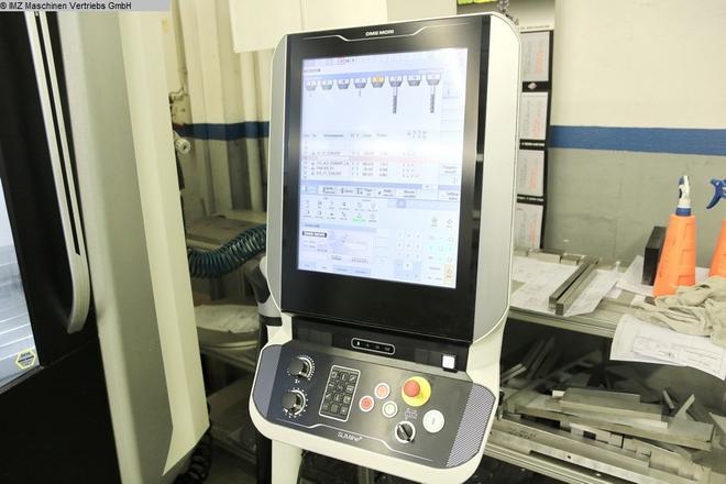 DMG MORI CMX 800 V - 3