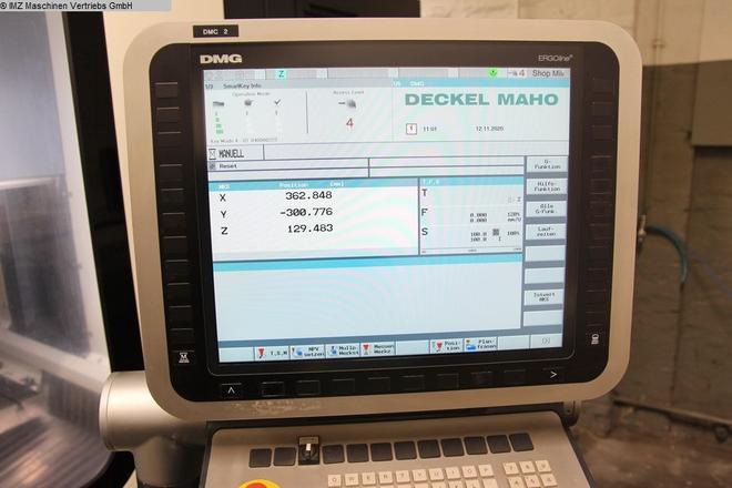 DMG MORI DMC 635 V - 3