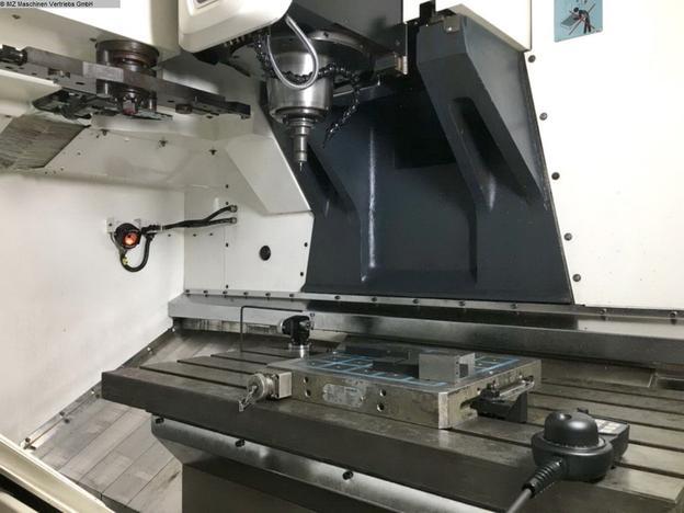 DMG MORI CMX 800 V - 4