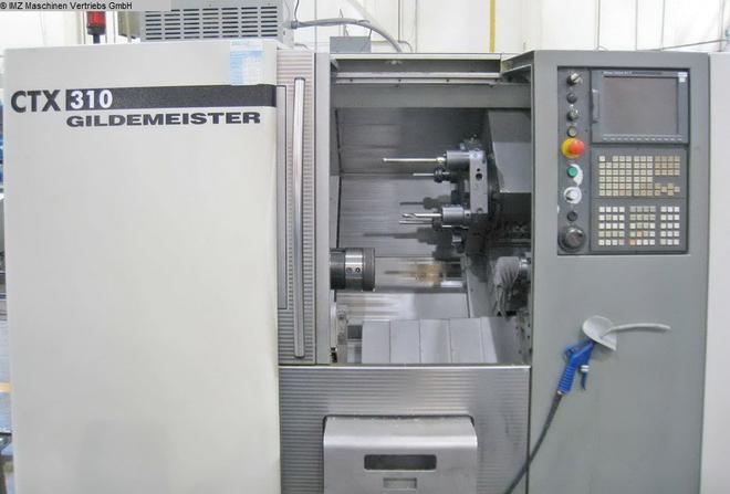 GILDEMEISTER CTX 310 V1 - 4