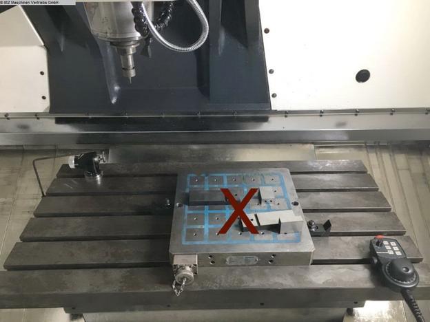 DMG MORI CMX 800 V - 5