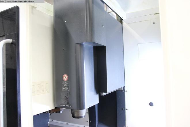 DMG MORI DMC 635 V - 6
