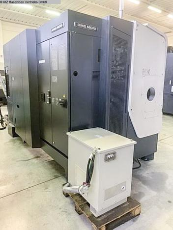 DMG MORI NLX 2500 SY / 700 - 6