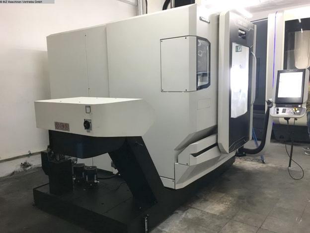 DMG MORI CMX 800 V - 7