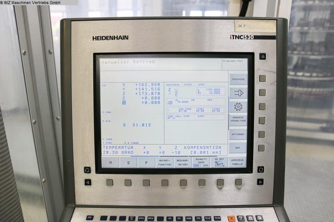 DECKEL MAHO DMU 50 eVolution linear - 7