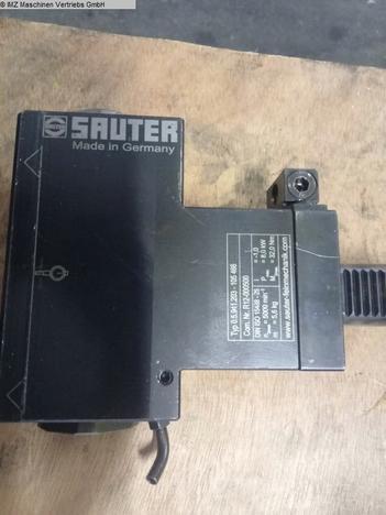 GILDEMEISTER CTX 320 linear V6 - 8