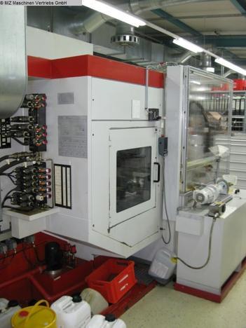 GLEASON HURTH ZH 125 CNC E - 9