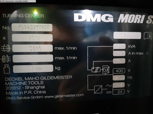 DMG MORI SEIKI CTX 310 eco V3 - 10