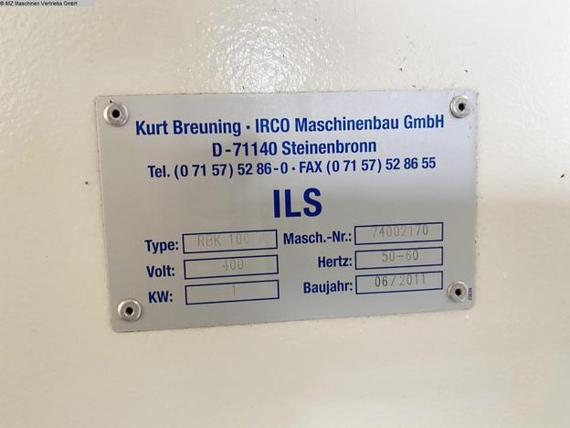 BREUNING IRCO ILS RBK 10016 - 10