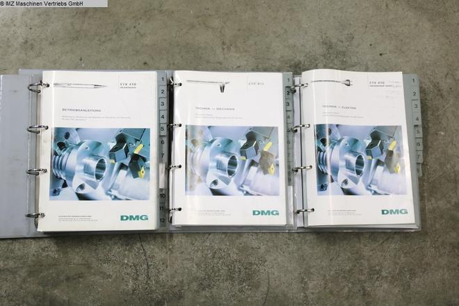 GILDEMEISTER CTX 410 V3 - 10