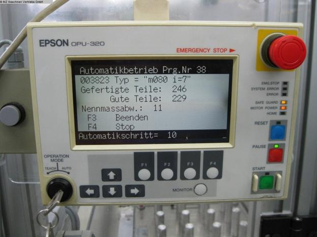 GLEASON HURTH ZH 125 CNC E - 10