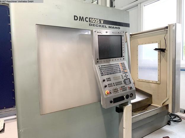 DECKEL MAHO DMC 1035 V - 2