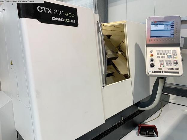 DMG CTX 310 eco V3 (22E) - 2