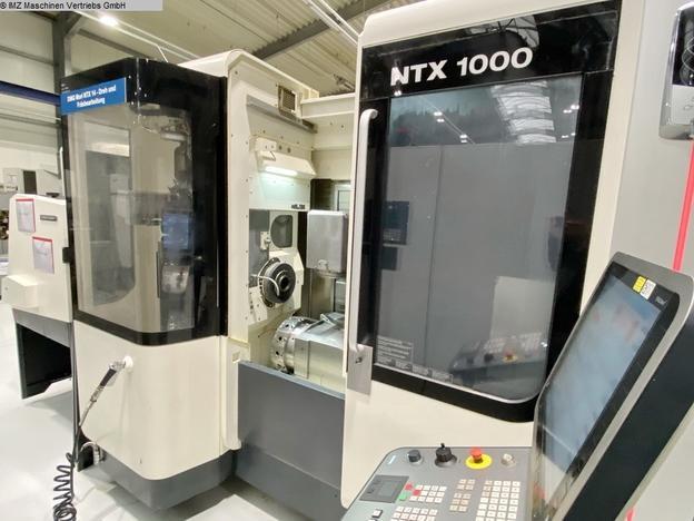 MORI SEIKI NTX 1000 - 1