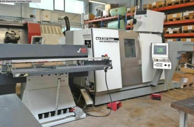 GILDEMEISTER CTX 320 linear V6 - 1