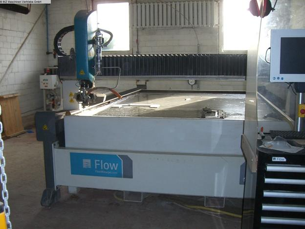 FLOW Mach 2 C 20/30 (CNC Water Jet Cutting Machine) - IMZ