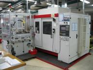 Gear Honing Machine