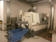 Machining Center - Vertical