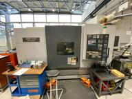 CNC Turning- and Milling Center