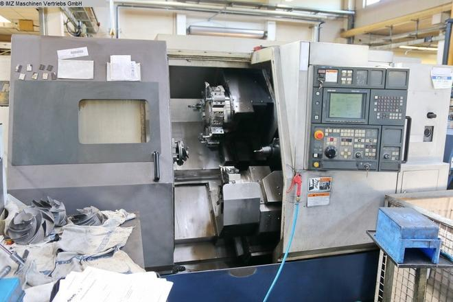 MORI SEIKI ZL 250 / 600 (254) (CNC CNC Lathe) - IMZ